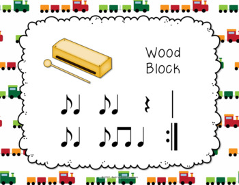 This Train - African American Spiritual with Orff Arrangement