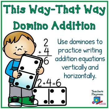 This Way-That Way Domino Addition