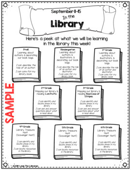 This Week In the Library!