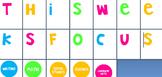 This Week's Focus Headers