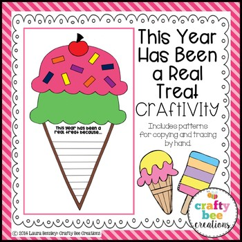 This Year Has Been a Real Treat End of the Year Craft