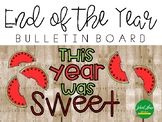 This Year Was Sweet - Bulletin Board Kit