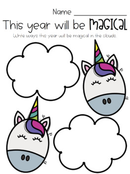 This Year Will Be Magical! New Year Personal and Kindness Goals!