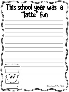 """This Year was a """"Latte"""" Fun"""