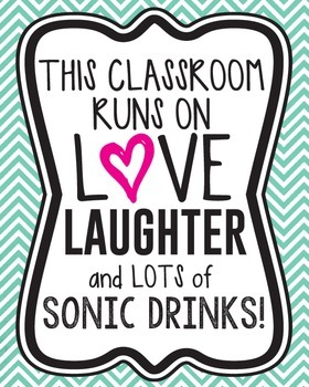 This classroom runs on love, laughter, and lots of Sonic D