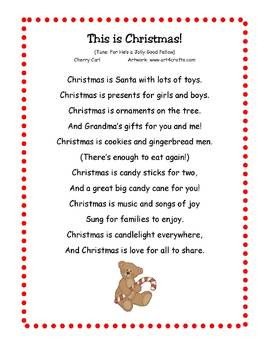 This is Christmas! 2 CD set for Christmas performances in the classroom