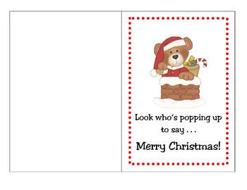 This is Christmas! Thematic Activity Packet
