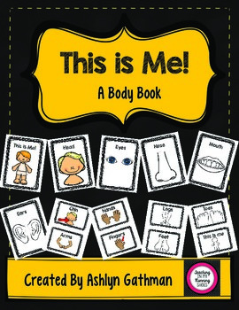 This is ME! A Body Book