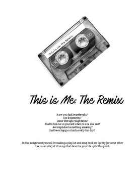 This is Me: The Remix (using spotify to get to know your students)