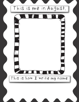 This is Me- Writing Freebie (without pictures)