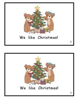 We Like Holidays! Wonders Kindergarten Reader (Unit 2)
