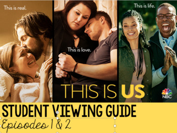 This is Us, Episodes 1 & 2