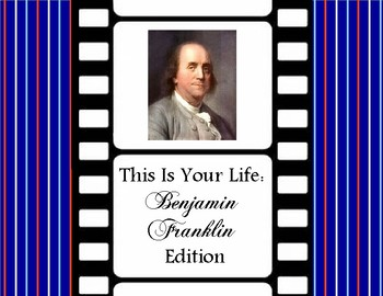 This is Your Life: Benjamin Franklin