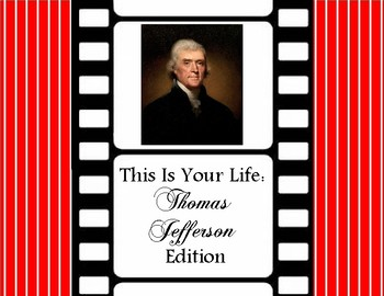This is Your Life: Thomas Jefferson