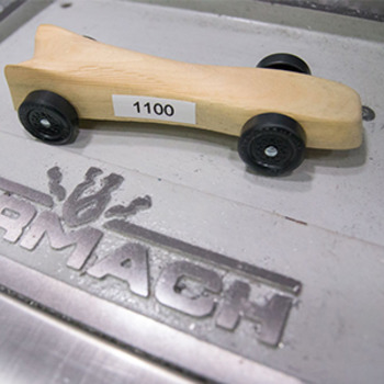 This is a sample CNC project file.