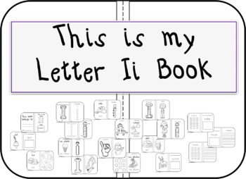This is my Letter Ii Book