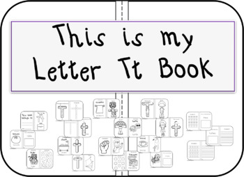 This is my Letter Tt Book