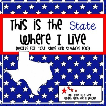 FREE This is the State Where I Live