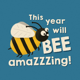This year will be amazing! - Goodie bag labels - Back to s