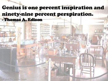 Thomas A. Edison Quotes