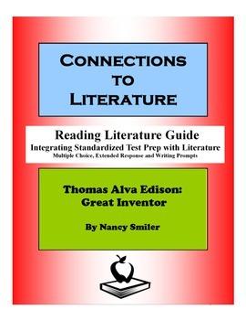 Thomas Alva Edison: Great Inventor-Reading Literature Guide