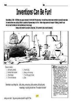Thomas Alva Edison - Inventor