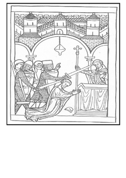 Thomas Becket Witness Account
