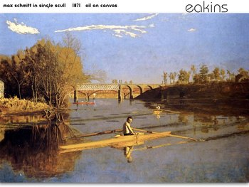 Thomas Eakins - America - Painter - Photography - Realism - 166 Slides