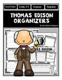 Inventors & Inventions: Thomas Edison Research Organizers