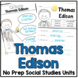 Thomas Edison Inventions, Facts and Timelines