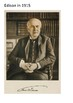 Thomas Edison Crossword