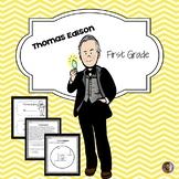 Thomas Edison - First Grade