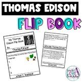 Thomas Edison Flip Book- Filled in