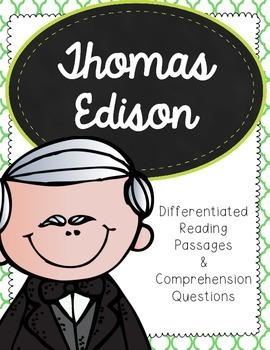 thomas alva edison life history in english pdf