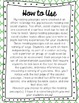 Thomas Edison Differentiated Reading Passages and Comprehe