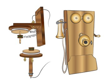 Thomas Edison and Alexander Graham Bell invention sort