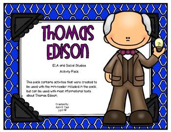 Thomas Edison for Kids!