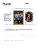 Thomas Gainsborough Portraitist Extraordinaire