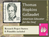 Thomas Gallaudet Biography: American Educator for the Deaf