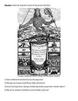 Thomas Hobbes- Leviathan