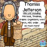Thomas Jefferson VA SOL 1.2