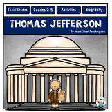 American President: The Life Story of Thomas Jefferson Activity Pack
