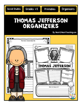 Thomas Jefferson Organizer for Guided Research & Review