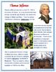Thomas Jefferson + Assessment