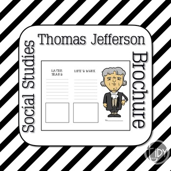 Thomas Jefferson Brochure