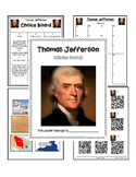 Thomas Jefferson Choice Board