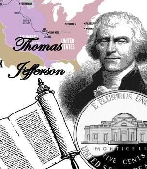 Thomas Jefferson Complete Lap Book