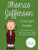 Thomas Jefferson Emergent Reader