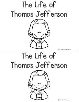 Thomas Jefferson Emergent Reader
