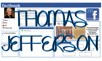 Thomas Jefferson Facebook